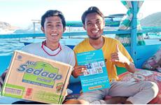 """Naugo khai trương dịch vụ """"uber đường biển"""" tại Indonesia"""