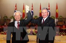 Việt Nam-Cuba: Mối quan hệ bền chặt qua 60 năm lịch sử