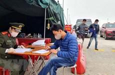 Quảng Ninh kích hoạt các biện pháp phòng, chống dịch ở mức cao nhất
