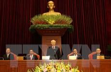 Hình ảnh Hội nghị lần thứ nhất Ban Chấp hành Trung ương Đảng khóa XIII