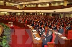 [Photo] Danh sách Ban Bí thư Trung ương Đảng khóa XIII