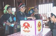 Bầu cử đại biểu Quốc hội và đại biểu HĐND các cấp - Ngày hội toàn dân