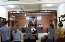 Xét xử vụ án hy hữu hủy hợp đồng công chứng tại huyện Gia Lâm