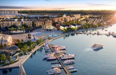 """Những thành phố cảng """"trên bến dưới thuyền"""" sầm uất trên thế giới"""