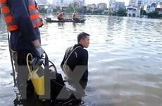 Hải Phòng: Hai cháu bé thiệt mạng dưới hồ nước sau trận ngập lịch sử
