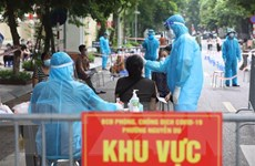 Ngày 7/10, Hà Nội ghi nhận 5 ca nhiễm COVID-19 trong khu cách ly