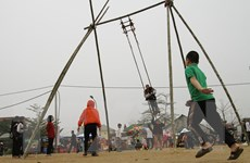 Những trò chơi dân gian được yêu thích trong dịp Tết