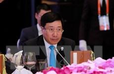 AMM-52: Các Bộ trưởng Ngoại giao ASEAN thảo luận nhiều vấn đề khu vực