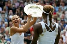 Những hình ảnh đáng nhớ trong sự nghiệp của Maria Sharapova