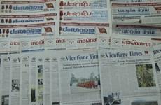 Truyền thông Lào: Cần bảo vệ và trân trọng quan hệ đặc biệt Lào-Việt