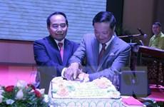 Ấm áp tình hữu nghị lễ kỷ niệm 75 năm Quốc khánh 2/9 tại Lào