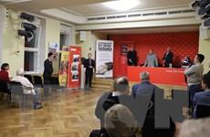 Ra mắt cuốn sách 'Tiểu sử chính trị Hồ Chí Minh' tại Đức