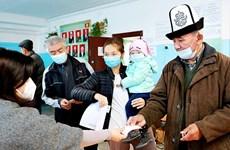 Đụng độ biểu tình ở Kyrgyzstan, nhiều người bị thương