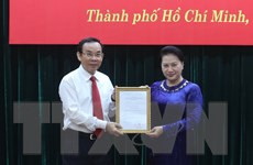 Đồng chí Nguyễn Văn Nên được giới thiệu bầu làm Bí thư TP.HCM