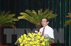 Khai mạc hội nghị Thành ủy Thành phố Hồ Chí Minh lần thứ 3 khóa XI