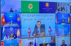 ASEAN quan ngại về vấn đề Biển Đông và tình hình Myanmar