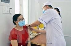 Dịch COVID-19: Các địa phương thực hiện quy trình tiêm chủng an toàn