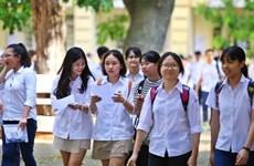 Hơn 1 triệu thí sinh đăng ký dự thi tốt nghiệp Trung học Phổ thông
