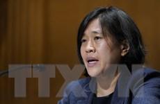 Đại diện Mỹ: Có sự mất cân đối lớn trong quan hệ thương mại Mỹ-Trung
