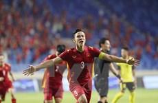 Cận cảnh Việt Nam hạ gục Malaysia 2-1, chạm tay vào tấm vé đi tiếp