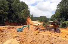 Dự án nâng cấp QL24 đoạn qua tỉnh Kon Tum khó 'về đích' đúng hẹn