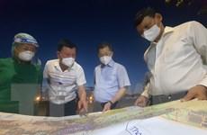 Đà Nẵng khẩn trương phong tỏa 4 phường của quận Sơn Trà