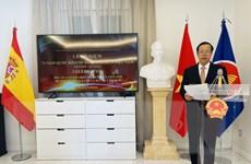 Quan hệ đối tác chiến lược Việt Nam-Tây Ban Nha ngày càng phát triển