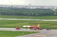 Sân bay Tân Sơn Nhất khai thác bình thường từ 17 giờ ngày 14/6