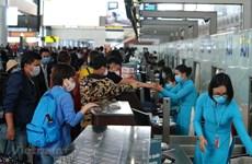 Lượng hành khách qua các Cảng hàng không Việt Nam giảm gần 44%