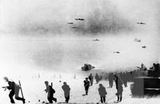 [Photo] Kỷ niệm 55 năm Ngày đánh thắng trận đầu của Hải quân Việt Nam