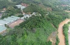 [Photo] Sơn La: Nguy cơ ô nhiễm nặng ở Yên Châu vì trại chăn nuôi