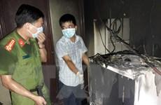 Hỏa hoạn làm một người tử vong tại thành phố Nam Định