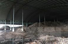Những bất cập tại Nhà máy xử lý rác thải thành phố Cà Mau