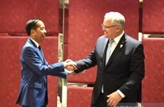 Australia và Indonesia đề cao UNCLOS 1982 trong vấn đề Biển Đông