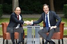 Việt Nam-Hà Lan hợp tác toàn diện hướng tới phát triển bền vững