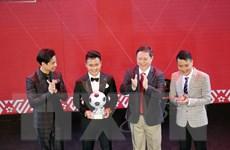 [Photo] Những gương mặt giành giải Quả bóng Vàng Việt Nam năm 2019