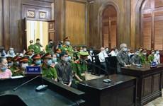 TP Hồ Chí Minh: Tòa án xét xử 8 bị cáo xâm phạm an ninh quốc gia