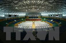[Photo] Bệnh viện dã chiến Cung thể thao Tiên Sơn tại Đà Nẵng