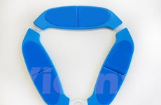 """Tấm lót bồn cầu vệ sinh di động """"OLIVA"""" ngăn ngừa vi khuẩn"""