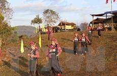Người Hà Nhì ở Điện Biên vui đón Tết cổ truyền Hồ Sự Chà