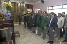 TTXVN chúc mừng Sư đoàn 304 nhân dịp 76 năm thành lập QĐND Việt Nam