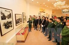 [Photo] Khai mạc Triển lãm 'Đảng ta thật là vĩ đại' tại Thủ đô Hà Nội