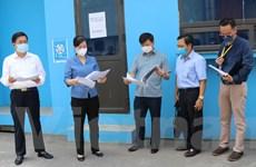Bắc Ninh: Quyết liệt kiểm soát dịch COVID-19, sẵn sàng cho ngày bầu cử