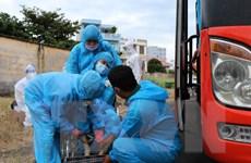 """[Photo] Những chuyến xe """"0 đồng"""" chở tình người xuyên đêm về Phú Yên"""
