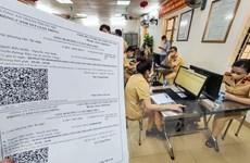 Hà Nội: Gấp rút hoàn thành thủ tục cấp giấy đi đường cho người dân
