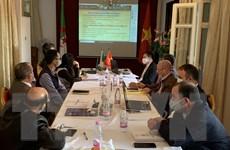 Việt Nam-Algeria thúc đẩy quan hệ hữu nghị và hợp tác nhiều lĩnh vực