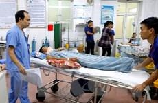 Khám, cấp cứu gần 9.800 ca tai nạn giao thông trong 5 ngày nghỉ lễ