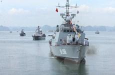 [Photo] Quân đội Việt Nam không ngừng lớn mạnh, chính quy, hiện đại