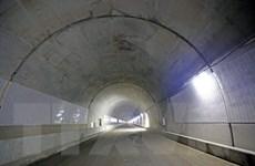 [Photo] Sẽ hoàn thành hầm đường bộ Hải Vân 2 trong năm 2020