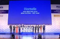 Khai mạc Diễn đàn Hợp tác kinh tế châu Á - Horasis 2019
